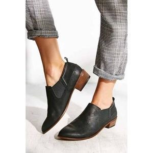 Kelsi Dagger Veronik Leather Ankle Chelsea Bootie